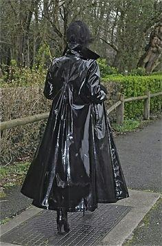 Womensyellow Raincoat With Hood Red Raincoat, Vinyl Raincoat, Plastic Raincoat, Plastic Pants, Hooded Raincoat, Rubber Raincoats, Pvc Coat, Latex Dress, Raincoats For Women