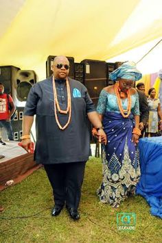 Nigerian Benin wedding princess Edire & prince osama Erediauwa 9