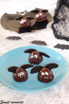 #bignè #halloweencake #halloweenrecipes #halloween #halloweenparty #foodblogger #foodblog #gialloblog #giallozafferano #cioccolato
