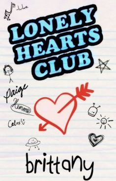 Read Lonely Hearts Club // Book One #wattpad #fanfiction