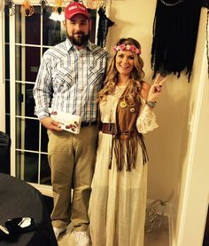 DIY Forrest and Jenny! So easy!