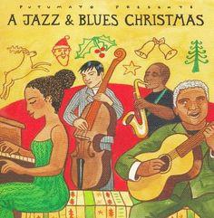 Putumayo Presents: Jazz & Blues Christmas [CD]
