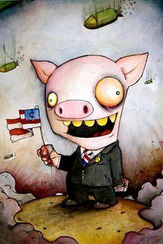 WAR PIG by ~UMINGA on deviantART