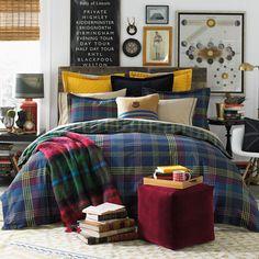 Tommy Hilfiger Glasgow Comforter Set