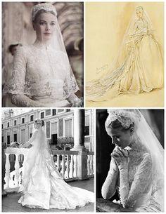 Princess Grace of Monaco by Lea Ann Belter Bridal, via Flickr