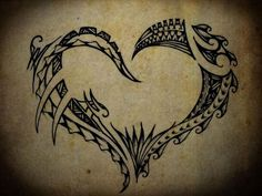 25 Adorable Polynesian Tribal Tattoos | CreativeFan