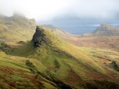 The Quairang, Isle of Skye, Scotland