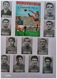 Cromos del Real Oviedo 1958-1959