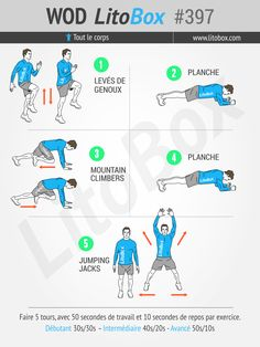 HIIT session to lose fat and tone the body (without equipment). Pin this trainin… HIIT session to lose fat and tone the body (without equipment). Pin this training to achieve it later! Yoga Fitness, Fitness Tips, Seance Cardio, Tonifier Son Corps, Hiit Session, Bon Courage, Yoga Equipment, Functional Training, Circuit Training
