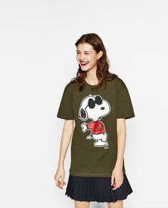 UNGENDERED SNOOPY TOP
