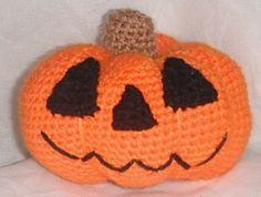 FREE Crochet PATTERN = Pumpkin Smiles by Erin Scull