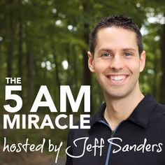 The 5 AM Miracle is a weekly podcast dedicated to dominating your day before breakfast. My goal is to help you bounce out of bed with enthusiasm, create powerful lifelong habits, and tackle your grandest goals with extraordinary energy. For more information visit JeffSanders.com.