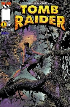Tomb Raider, Vol. 1 #1B - The Medusa Mask, Part 1 on Collectorz.com Core Comics