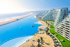 The 25 Most Beautiful Hotel Pools You Need To Jump In Before You Die