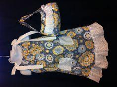 Girls dress and purse
