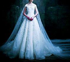 MICHAEL CINCO Bridal Collection 2014 2015 Snow Queen