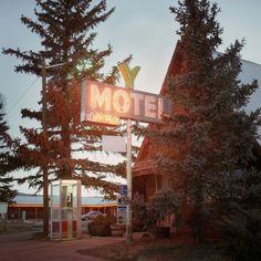 Motel Register