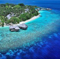 Bandos Island Resort & Spa - Kaafu Atoll, Maldives