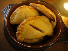 Pumpkin Pasties Recipe | Cook the Book | Serious Eats