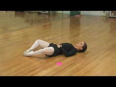 Ballet Lessons : Improving Ballet Turnout
