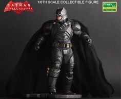 """54.34$  Buy here - http://aliuqg.worldwells.pw/go.php?t=32772096545 - """"Batman Vs Superman Dawn of Justic Blinde Armored 1/6 scale painted Batman PVC Action Figure Collectible Model Toy 12"""""""" 30cmKT3284"""" 54.34$"""