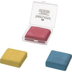 Faber-Castell Colored Kneadable Eraser