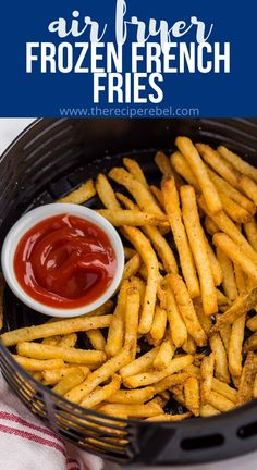 Side Dish Recipes, Veggie Recipes, Lunch Recipes, Easy Recipes, Side Dishes, The Recipe Rebel, Crispy French Fries, Popular Recipes, Popular Food