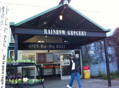 Rainbow Grocery Cooperative is a worker owned and run food cooperative located in San Francisco, California