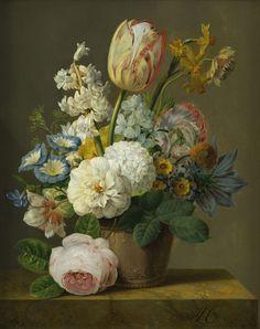 by Anthony Oberman (Dutch 1781-1845)