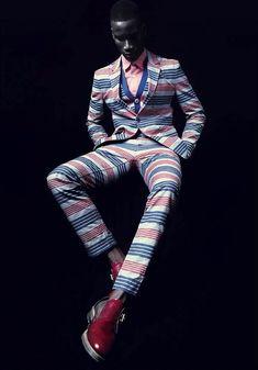 David Agbodji by Julia Noni | Commons & Sense Man  ALL these THINGS………..No.1