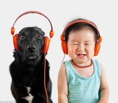 é muito amor -Mãe registra fotos com o seu filho e sua cachorra vestidos iguais | Estilo