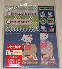 2013 Sanrio Hello Kitty Carta Set