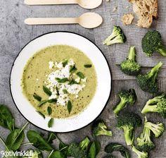 Parsakaalikeitto | Kotivinkki Text: Suvi Rüster Pic: Sami Repo #soup #broccoli #broccolisoup