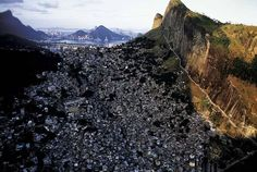 Favelas of Rio de Janeiro - one of the most magical cities on earth.