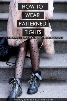 How to Wear Patterne