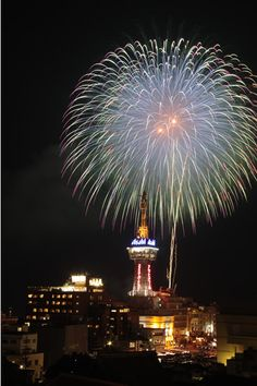 fireworks,summer,beppu #oita #japan