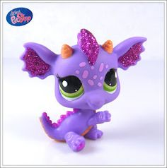 Littlest Pet Shop dragon!!!!!!!!!!!!!! so cute!!!!! <3