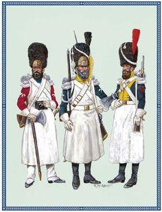 Polish Guard Grenadiers