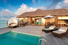 nice فندق كونراد المالديف.. يقدم باقة عروض رائعة لموسم الأعياد