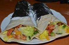 Vynikajúca zdravá tortilla Tacos, Mexican, Ethnic Recipes, Food, Essen, Meals, Yemek, Mexicans, Eten