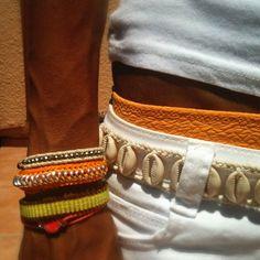 Workin on the tan #babysleeping#tansession#beach#bikini#friendshipbracelet#white#orange#colors#summer#love - @Camilla Lund Abry- #webstagram