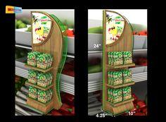 Unilever Knorr Parasite Display. on Behance
