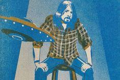 Sabe de onde surgiu o nome 'Foo Fighters'? Óvnis, guerra e rock'n'roll - Blue Bus