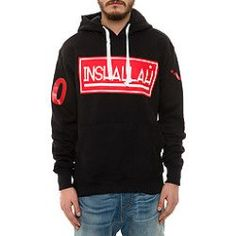 clothing: Price Comparisons Of Inshallah Clothing: IMAN - HOODIE, Sweaters for Men User Review