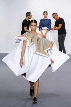 Les chics et les chocs de la Haute-Couture F/W 2015-2016.