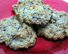 Blackberry Macadamia Nut Cookies #Paleo #Recipe #grainfree #glutenfree