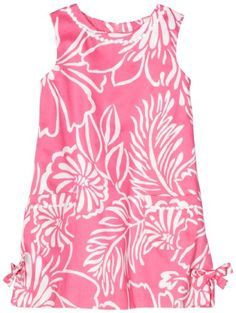 Lilly Pulitzer Girls 2-6X Little Lilly Shift Bella Dress $49.59 - $58.00