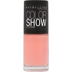 Maybelline Color Show Nail Polish (22 BRL) ❤ liked on Polyvore featuring beauty products, nail care, nail polish, maybelline, maybelline nail color, gel nail polish, maybelline nail polish and gel nail color
