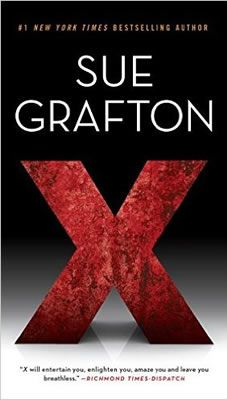 "Of New York Times–bestselling author Sue Grafton, NPR's Maureen Corrigan said, ""Makes me wish there were more than 26 letters."" With only two letters left, Grafton's many devoted readers will share that sentiment. Great Books, New Books, Books To Read, Library Books, Open Library, Thriller Books, Mystery Thriller, Mystery Series, New York Times"