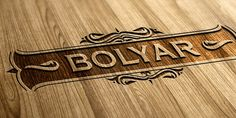 Bolyar by the Fontmaker by the Fontmaker , via Behance